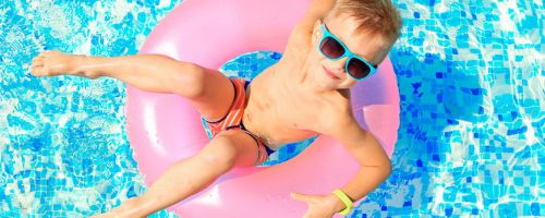 PREVENT THE APPEARANCE OF ALGAE AND KEEP YOUR POOL CLEAN