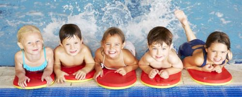 THE BENEFITS OF SWIMMING FOR BABIES