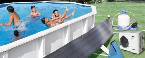 PROLONG THE BATHING SEASON AND ENJOY YOUR POOL IN THE AUTUMN TOO