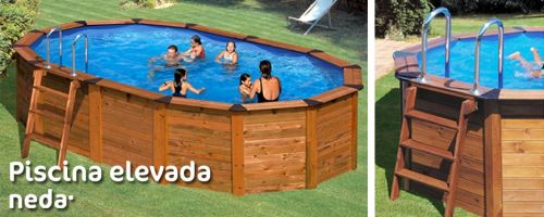 A FAST, INEXPENSIVE SOLUTION ABOVE-GROUND POOLS