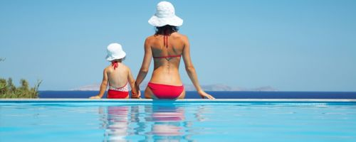 DISCOVER THE BENEFITS OF SALTWATER POOLS